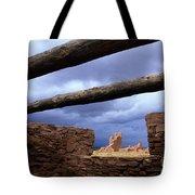 Salinas Pueblo Mission Abo Ruins 5 Tote Bag