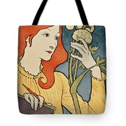 Salon Des Cent Tote Bag