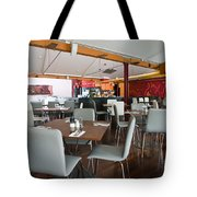 Sals On The Square Hobart Tote Bag