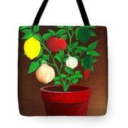 Salsa Plant Tote Bag
