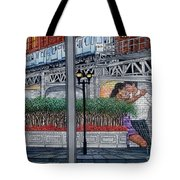 Dance Studio Tote Bag