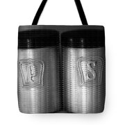 Salt And Pepper Shakers Tote Bag