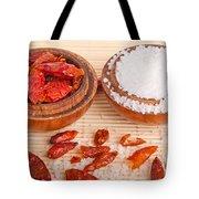 Salt And Piri Piri Tote Bag