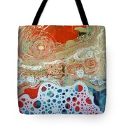 Salt And Sea Tote Bag