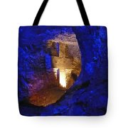 Salt Cathedral- Colombia Tote Bag
