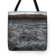 Salt Flats Tote Bag
