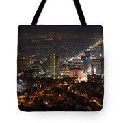Salt Lake City Tote Bag