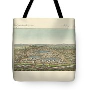 Salt Lakes And Salt Grounds Tote Bag