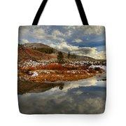 Salt River Landscape Tote Bag