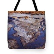 Salt Stream Confluence Tote Bag