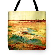 Salted Land Tote Bag