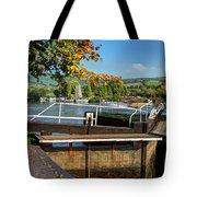 Saltford Locks  Tote Bag