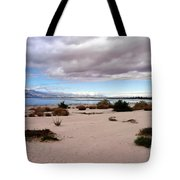 Salton Sea California Tote Bag