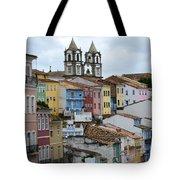 Salvador Brazil The Magic Of Color 2 Tote Bag