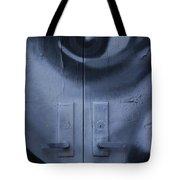 Salvador Dali Doors Graffiti Art Tote Bag
