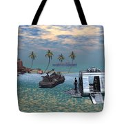 Salvage Operation Tote Bag