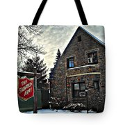 Salvation For The Masses Tote Bag