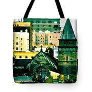 Salvation's Not Lost Tote Bag