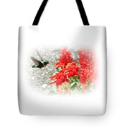Salvia Approach Tote Bag