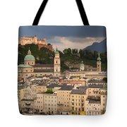 Salzburg After The Storm Tote Bag