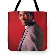 Sam Cooke Tote Bag