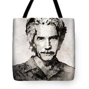 Sam Elliott 3 Tote Bag