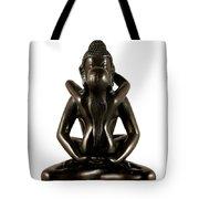 Samantabhadra Tote Bag by Fabrizio Troiani
