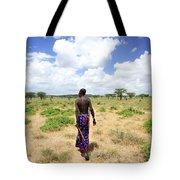 Samburu Chief Tote Bag