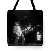 Sammy And Bill On Stage In Spokane In 1977 Tote Bag