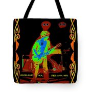 Sammy And Special Guests 1977 Tote Bag