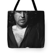 Rocking On His Guitar In 1978. Tote Bag