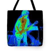Rocking The Aliens In Spokane 1977 Tote Bag