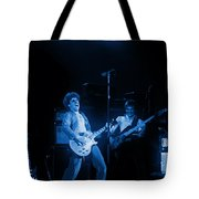 Sammy Plays The Blues In Spokane In 1977 Tote Bag