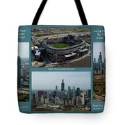 Sample Aerial Photography Services Readme Tote Bag