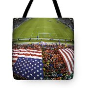 Sams Army From Above Tote Bag