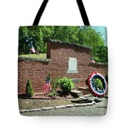 Samuel Huntington Tomb Tote Bag
