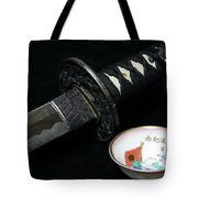 Samurai - The Way Of The Warrior - Bushido Tote Bag