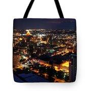 San Antonio - High Above San Antonio Tote Bag