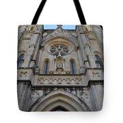 San Antonio Church 02 Tote Bag