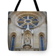 San Antonio Church 03 Tote Bag