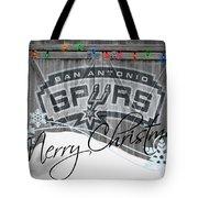 San Antonio Spurs Tote Bag