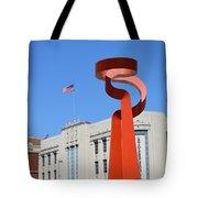 San Antonio Tx Tote Bag