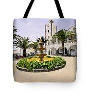 San Bartolome Tote Bag