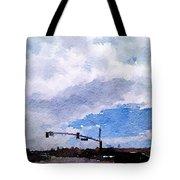 San Benito Sky Tote Bag