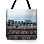 San Clemente Coast Railroad Tote Bag