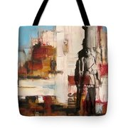 San Diego City Collage 2 Tote Bag