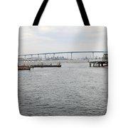San Diego Coronado Bridge 5d24351 Tote Bag