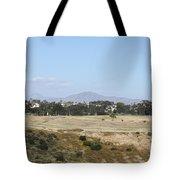 San Diego Desert Tote Bag