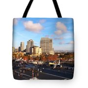 San Diego - From The U S S Midway Tote Bag