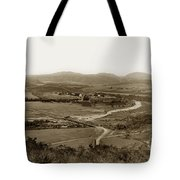 San Diego Mission In Mission Valley California Circa 1909 Tote Bag